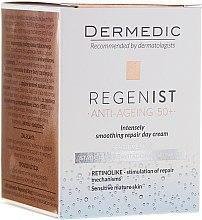 Parfumuri și produse cosmetice Cremă regeneratoare de zi 50+ - Dermedic Regenist ARS 5 Retinolike Day Intensely Smoothing Repair Cream