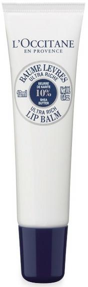 Balsam pentru buze - L'occitane Ultra Rich Lip Balm — Imagine N1