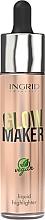 Parfumuri și produse cosmetice Highlighter lichid - Ingrid Cosmetics Glow Maker Bali Vegan Highlighter
