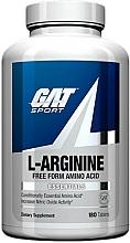 "Parfumuri și produse cosmetice Supliment alimentar ""L-Arginina"" - GAT Sport L-Arginine"