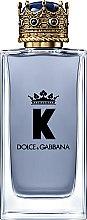 Parfumuri și produse cosmetice Dolce & Gabbana K by Dolce & Gabbana - Apă de toaletă (tester cu capac)
