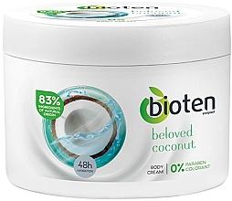 """Parfumuri și produse cosmetice Cremă hidratantă de corp """"Cocos"""" - Bioten Beloved Coconut Body Cream"""