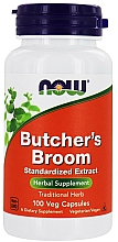 Parfumuri și produse cosmetice Aditiv natural - Now Foods Butchers Broom Standardized Extract