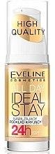 Parfumuri și produse cosmetice Fond de ten - Eveline Cosmetics All Day Ideal Stay