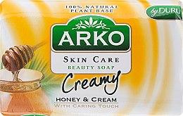 Parfumuri și produse cosmetice Săpun - Arko Beauty Soap Creamy Honey & Cream