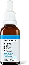 Parfumuri și produse cosmetice Ser facial - Revolution Skincare Mood Thirsty Quenching Skin Booster