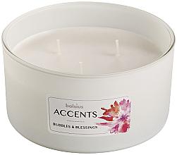 "Lumânare aromatică în borcan ""Bubbles & Blessings"" 75/137 - Bolsius Aromatic — Imagine N3"
