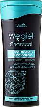 Șampon micelar - Joanna Charcoal Micellar Shampoo — Imagine N1