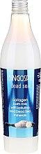 Parfumuri și produse cosmetice Lapte de baie - BingoSpa Dead Sea Collagen Milk Bath