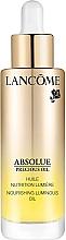 Parfumuri și produse cosmetice Ulei pentru față - Lancome Absolue Precious Cells Nourishing Luminous Oil