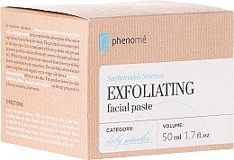 Parfumuri și produse cosmetice Peeling exfoliant pentru toate tipurile de ten - Phenome Exfoliating Facial Pasta
