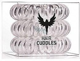 Parfumuri și produse cosmetice Elastic de păr - HH Simonsen Hair Cuddles Clear