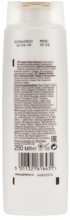 Șampon de păr - Pantene Pro-V Smooth and Sleek Shampoo — Imagine N2