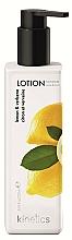 """Parfumuri și produse cosmetice Loțiune pentru mâini și corp """"Lămâie și Verbenă"""" - Kinetics Lemon & Verbena Lotion"""