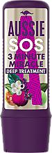 Parfumuri și produse cosmetice Tratament intensiv pentru păr - Aussie SOS 3 Minute Miracle Deep Treatment