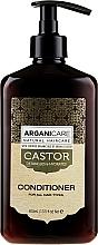 Parfumuri și produse cosmetice Balsam pentru creșterea părului - Arganicare Castor Oil Conditioner
