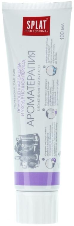 """Pastă de dinți """"Terapie aromatică"""" - SPLAT — Imagine N1"""