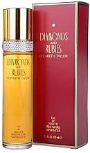 Parfumuri și produse cosmetice Elizabeth Taylor Diamonds&Rubies - Apă de toaletă