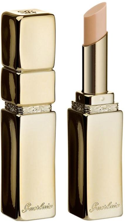 Ruj de buze - Guerlain KissKiss LipLift Smoothing Lipstick Primer — Imagine N1