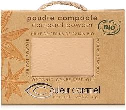 Parfumuri și produse cosmetice Pudră compactă - Couleur Caramel Poudre Compacte
