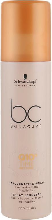Balsam-spray pentru păr - Schwarzkopf Professional Bonacure Time Restore Q10 — Imagine N1