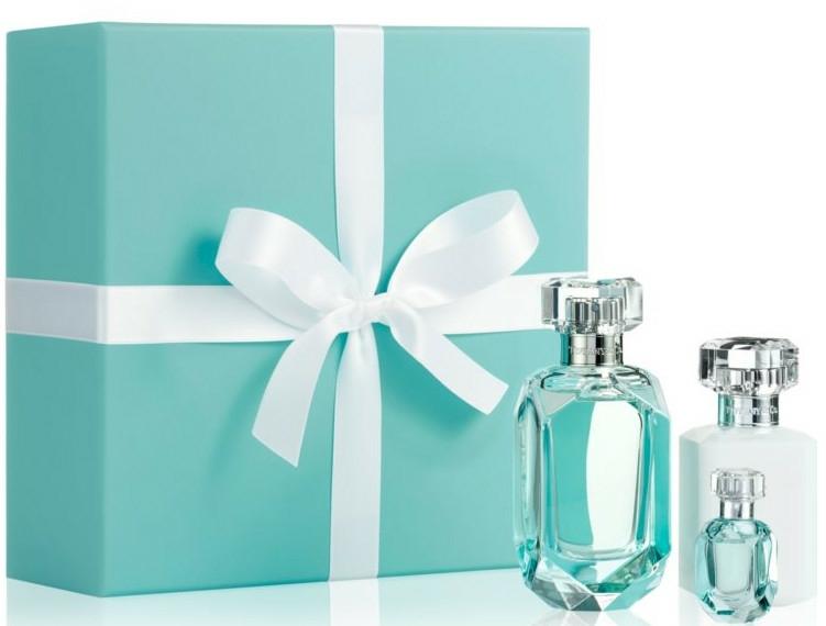 Tiffany & Co Intense - Set (edp/75ml + edp/5ml + b/lot/100ml) — Imagine N1