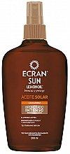 Parfumuri și produse cosmetice Ulei pentru bronz intens - Ecran Sun Lemonoil Intensive Tanning Oil Spf2