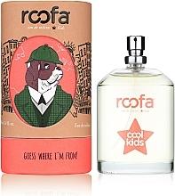 Parfumuri și produse cosmetice Roofa Cool Kids Jack - Apă de toaletă
