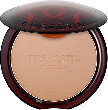 Parfumuri și produse cosmetice Pudră de față - Guerlain Terracotta Moisturizing Bronzing Powder Long Lasting