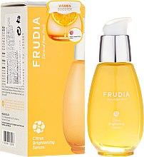 Parfumuri și produse cosmetice Ser iluminator pentru față - Frudia Brightening Citrus Serum
