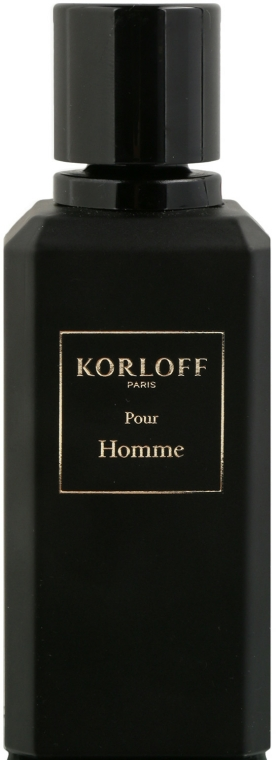 Korloff Paris Pour Homme - Apă de parfum (tester cu capac)
