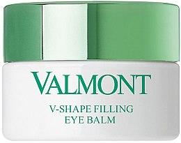 Balsam antirid pentru zona din jurul ochilor - Valmont V-Shape Filling Eye Balm — Imagine N1