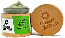 Parfumuri și produse cosmetice Mască cu extract de castravete pentru față - Beauty Garden Cucumber Face Mask