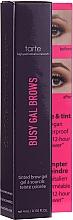 Parfumuri și produse cosmetice Gel pentru sprâncene - Tarte Cosmetics Busy Gal Brows Tinted Brow Gel