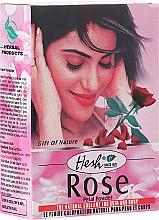 Parfumuri și produse cosmetice Mască de păr - Hesh Rose Petal Powder