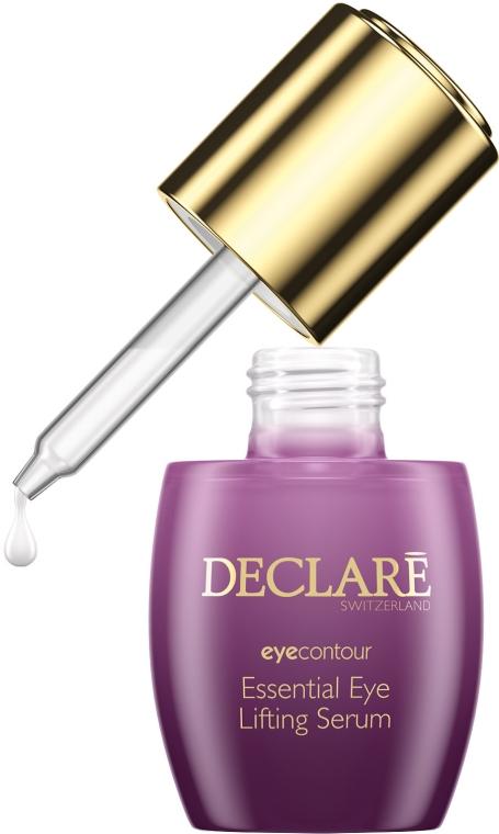 Ser pentru ochi - Declare Eye Contour Essential Eye Lifting Serum — Imagine N1