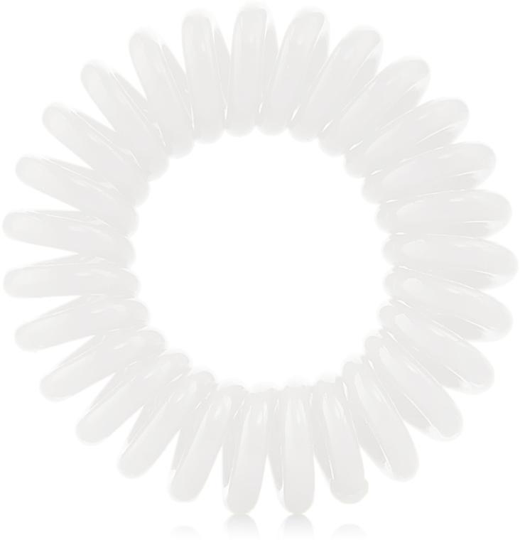 Elastic de păr - Invisibobble Innocent White — Imagine N3