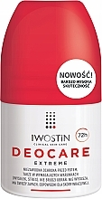 Parfumuri și produse cosmetice Antiperspirant pentru bărbați - Iwostin Extreme Roll-On