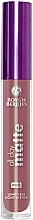Parfumuri și produse cosmetice Ruj lichid de buze - Boys`n Berries All Day Matte Liquid Lipstick