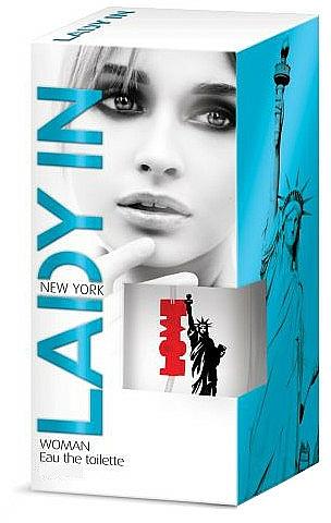 Pharma CF Lady in New York - Apă de toaletă