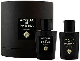 Parfumuri și produse cosmetice Acqua di Parma Sandalo - Set (edp/100ml+sh/gel/200ml)