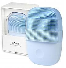Parfumuri și produse cosmetice Aparat pentru curățarea cu ultrasunete a feței - Xiaomi inFace 2 Blue