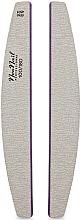Parfumuri și produse cosmetice Pilă de unghii, 100/180, semicerc - NeoNail Professional