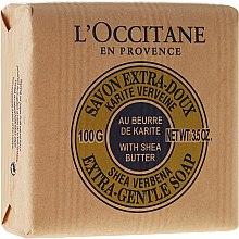 """Parfumuri și produse cosmetice Săpun """"Karite Milk"""" - L'occitane Shea Butter Extra Gentle Soap-Milk"""