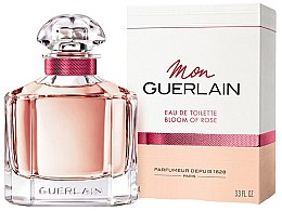 Parfumuri și produse cosmetice Guerlain Mon Guerlain Bloom of Rose - Apă de toaletă (tester fără capac)