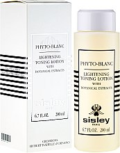 Loțiune pentru față - Sisley Phyto-Blanc Lightening Toning Lotion — Imagine N1
