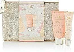 Parfumuri și produse cosmetice Set - Style & Grace Utopia Glitter Bag Set (h/lot/50ml + lip gloss/10ml + bag)