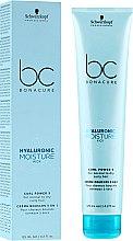 Parfumuri și produse cosmetice Cremă hidratantă pentru părul ondulat - Schwarzkopf Professional Bonacure Hyaluronic Moisture Kick Curl Power 5