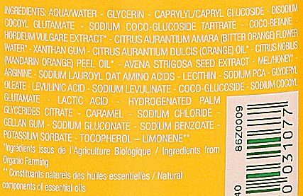 Șampon delicat pentru păr subțire și fragil - Melvita Gentle Nourishing Shampoo — Imagine N5