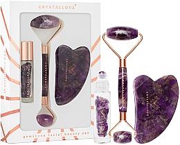 Parfumuri și produse cosmetice Set - Crystallove Amethyst Beauty Set